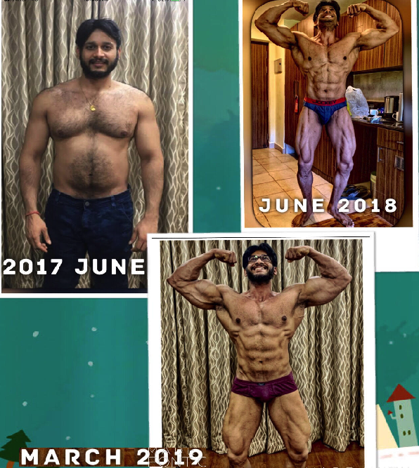 Dr Abhinav Transformation