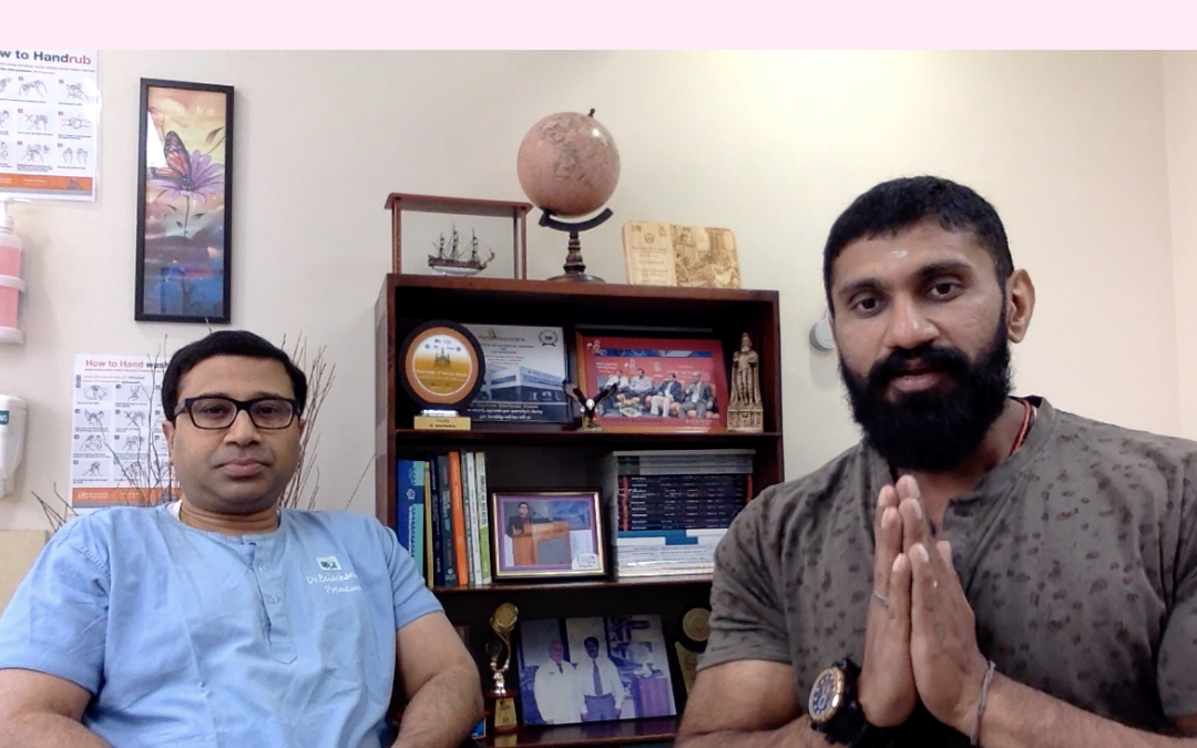 BE FIT FOR LIFE – with Coach Biglee & Dr. Prem – Ep1 – Hernia (TAMIL)